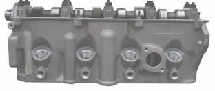 T25 Complete Cylinder Head 1.6D/TD