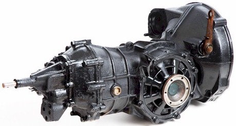 Air Cooled Gearboxes